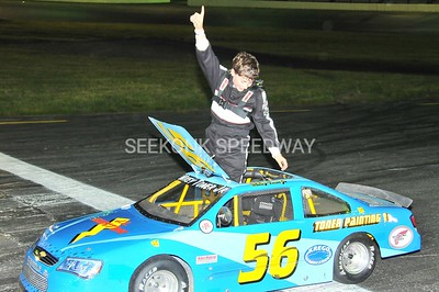 Everett's Auto Parts Victory Lane