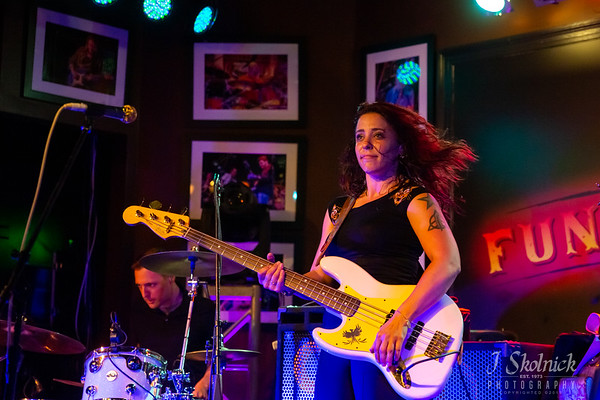 Danielle Nicole Band with Brandon Miller and Cameron Tyler 9.27.19 Funky Biscuit jskolnickphotography-