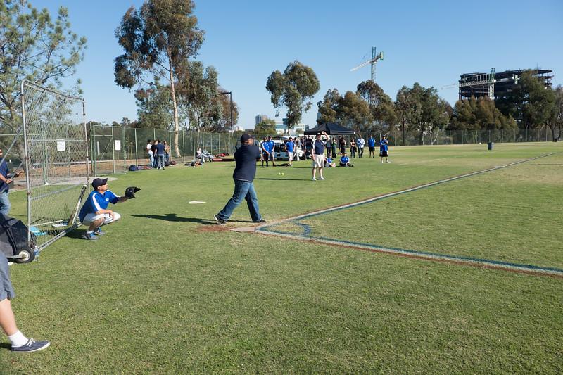 UCSD softball tournament