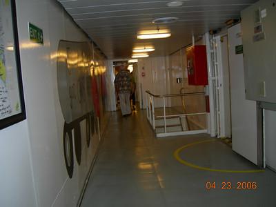 At Sea (04/21/2006 - 04/24/2006)