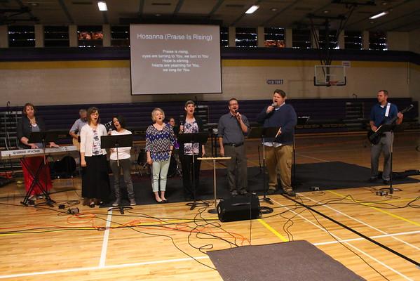 Faculty Praise Team - KCHS - 5/13/15
