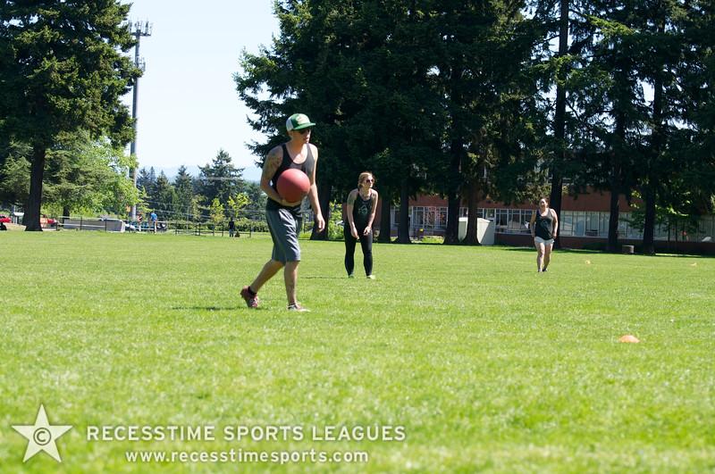 Recesstime Sports Leagues Portland Kickball Spring 2013 Dodgeball Bowling Ping Pong Mushball - 124