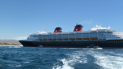 Upshaws on Disney Cruise