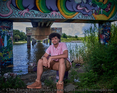 Khail - Senior Portraits