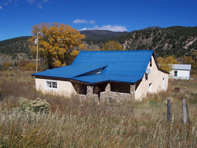 Our New Mexico home