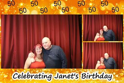 Janets 50th Birthday 11th May 2019