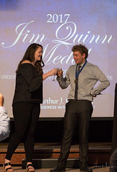 Jim Quinn Medal