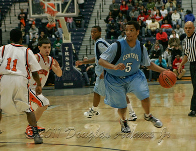 Central vs Paterson Eastside Boys Basketball