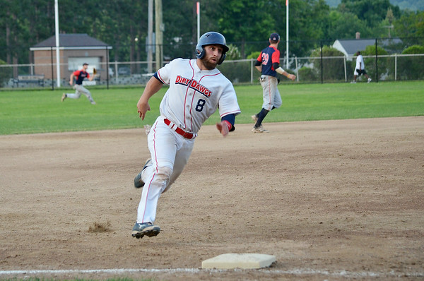 Dirt Dawgs vs Brockton Rox