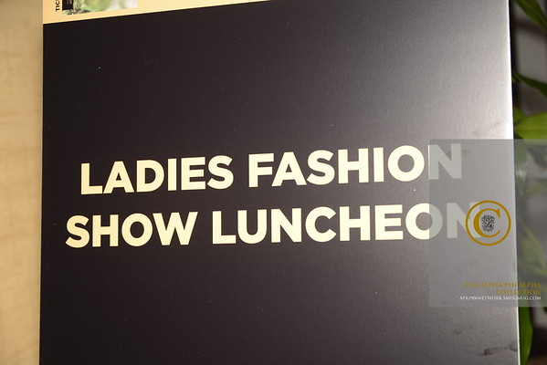 Ladies Fashion Show