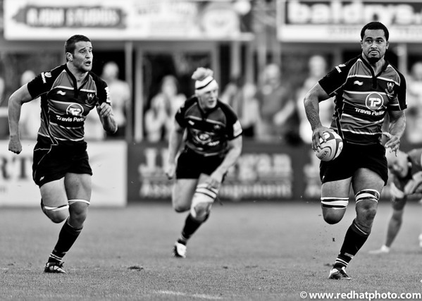 2011-12 season so far in black and white