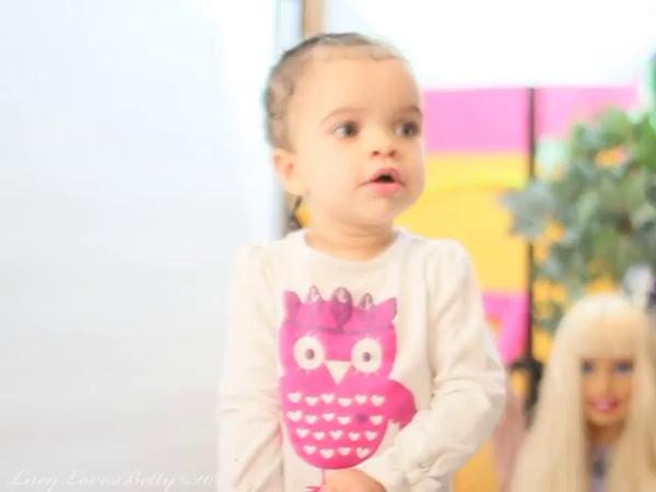 Sophia's visit November 6, 2014 - Polo and Timbos