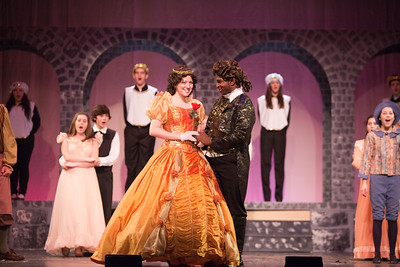 Beauty and the Beast Sun 3-14-10