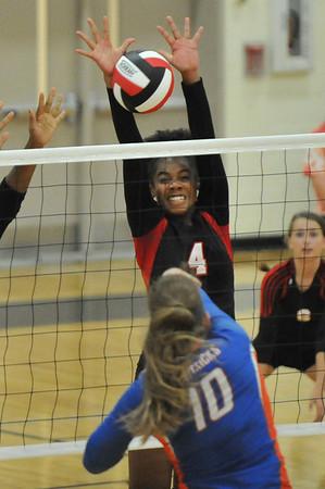 2013-09-04 BHS Volleyball VS Marvin Ridge