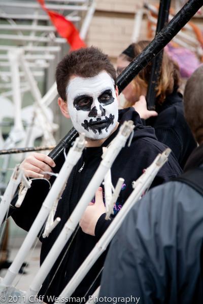 NYC Halloween Parade 2011