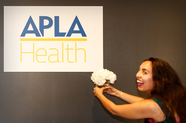 APLA Health Olympic Clinic Event