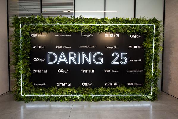 Daring 25