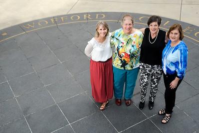Wofford Women Grads