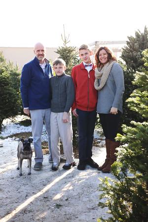 Jardine Family {Dec 2018}