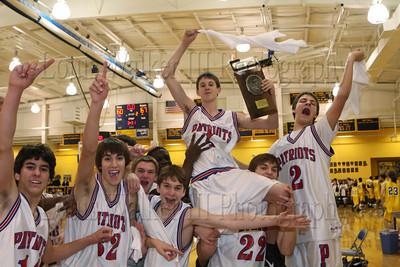 Basketball - Freshmen 2010
