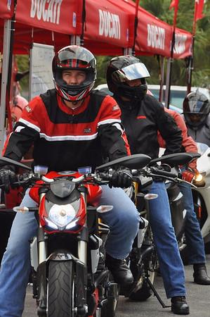 Ducati Forza April 2010 Open House Weekend