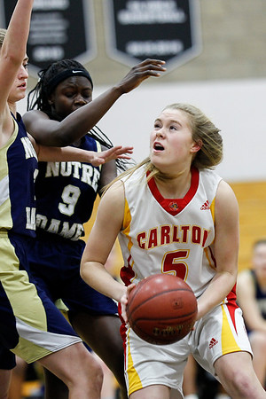 4 Girls PA Carlton vs Calgary Notre Dame (Dec 14)