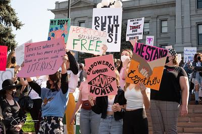 Women's March 2021 Denver, Colorado II