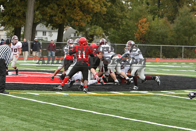 Cougars Romp Nutley Oct 17 '09