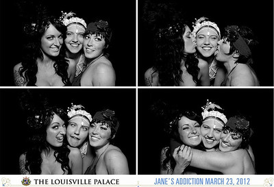 LVL25 2012-03-23 Jane's Addiction Pre Party