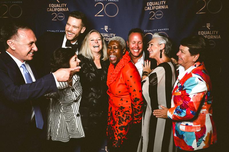 Palm Springs EQCA Equality Awards 2019