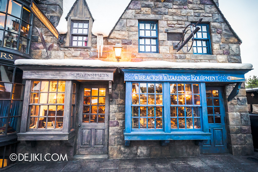 Universal Studios Japan - The Wizarding World of Harry Potter - Hogsmeade Wiseacres and Parchments