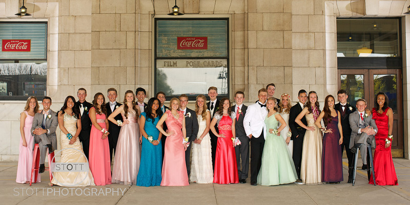 Lehi Prom 2013