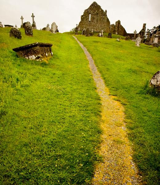 Clonmacnoise; Path to Ireland History