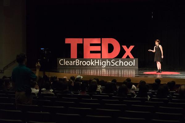 TEDx Clear Brook High School