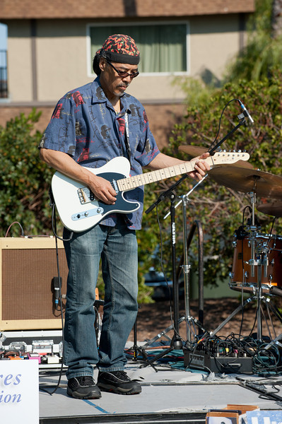 Highwater Blues in Redwood Shores