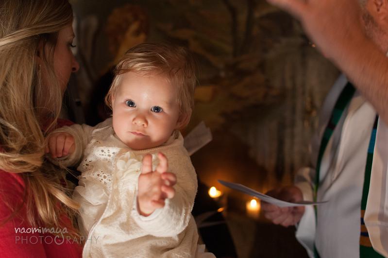 Valentina's Baptism