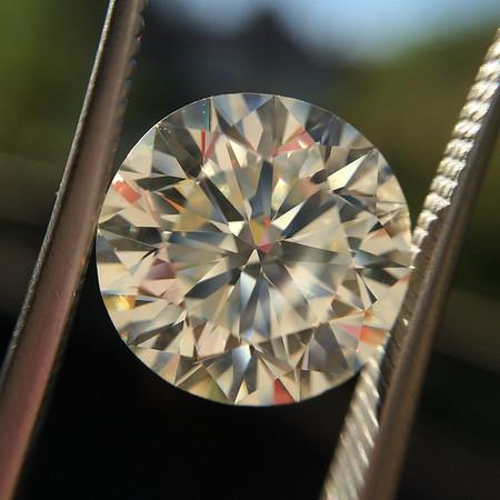 4.67ct Transitional/Early Round Brilliant Cut Diamond, GIA QR, VVS2