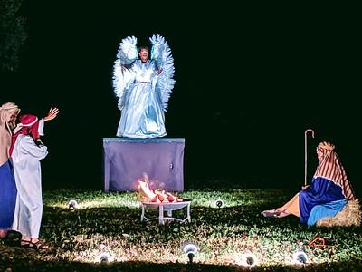 12 - Live Nativity Poinciana Christian Church