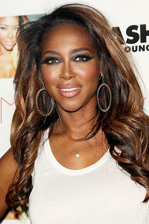 """NEW YORK, NY - APRIL 04:  The Kenya Moore's """"Gone With The Wind Fabulous"""" Celebration at Splash Bar on April 4, 2013 in New York City."""