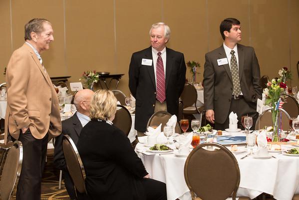 Senator Bob Corker vists Memphis Chamber