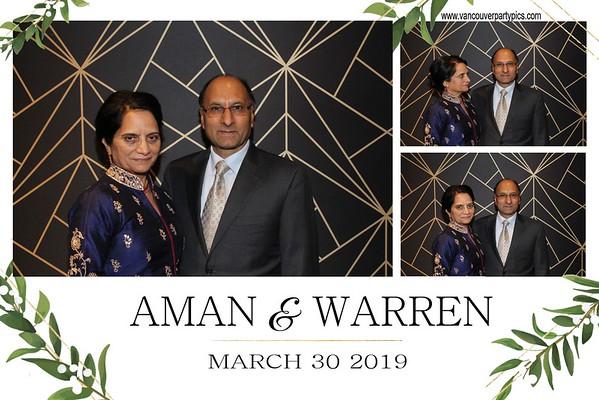 Aman & Warren