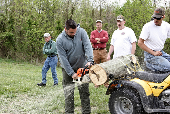 Ohio ArboristSite Chainsaw GTG
