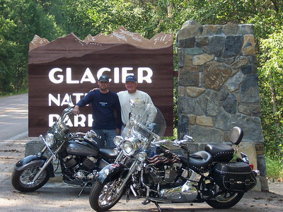 Glacier Park-July '06,  Part II