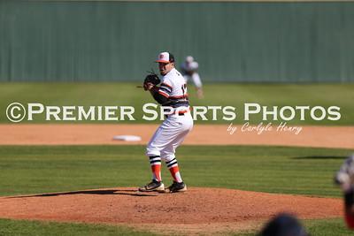 Clear Brook Varsity Baseball vs. Texas City 2/25/2016