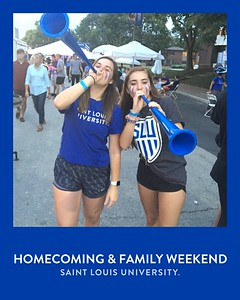 Homecoming and Family Weekend 09.28.2018