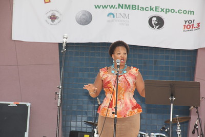 2015 New Mexico Black Expo