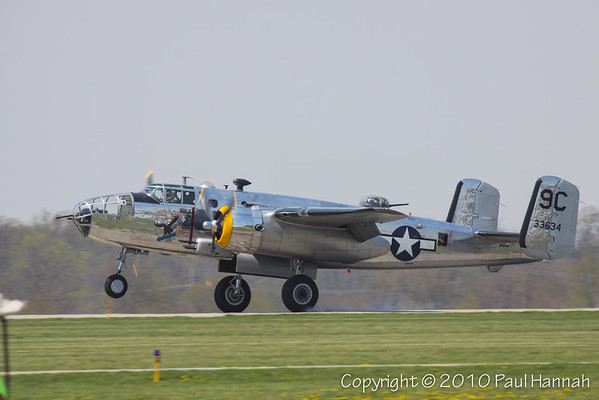 2010 - Doolittle Raiders Reunion Staging - Grimes Field, Urbana, OH
