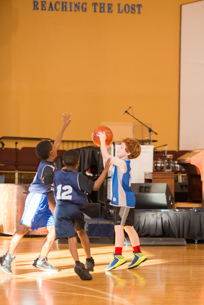 Peachtree Presbyterian Church Youth Hawks Basketball