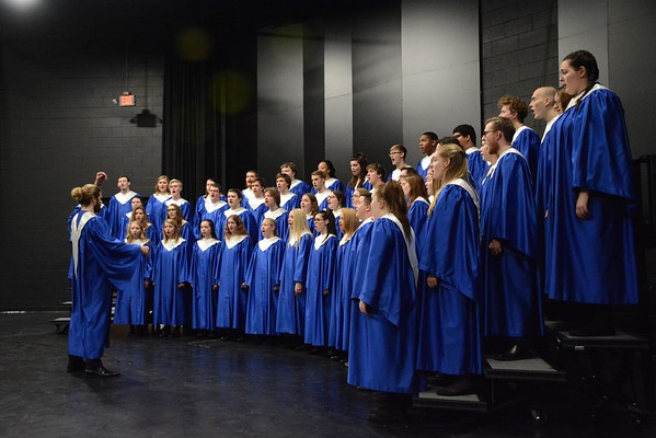 Concert Choir Jan 12th