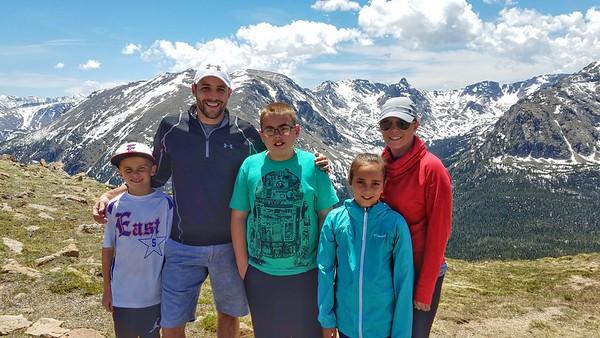 Colorado Trip, June 2016